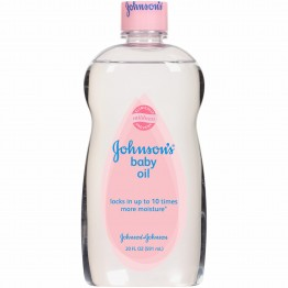 Johnson's - Baby Oil Baby care